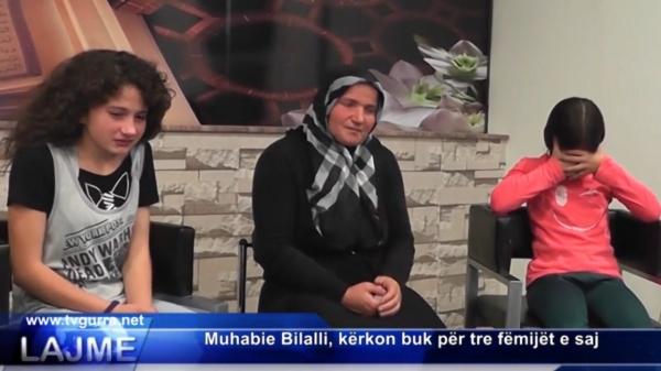 Ndihma për familjen Muhabije Bilali Gostivar