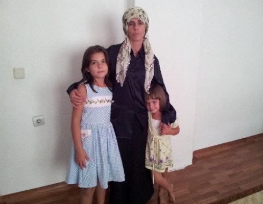 Familja Imrane Beqiri Miratoc-Preshevë