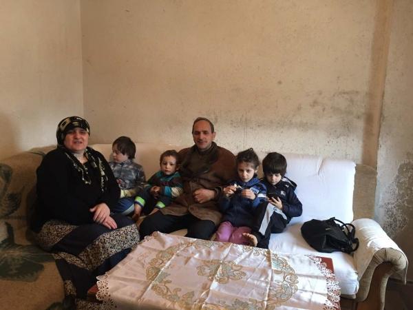 Ndihma për familjen e Nazmi Latifit
