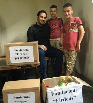 Ndihma skamnorëve në Shqipëri 2018