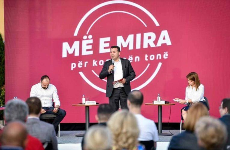 Zaev: Bëmë gjithçka, në radhë është BE