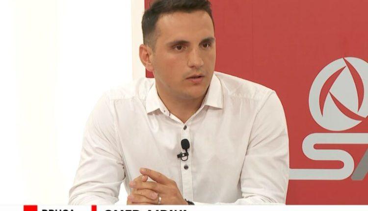 Omer Ajdini: Shqiptarët në Maqedoni janë të përjashtuar nga sistemi