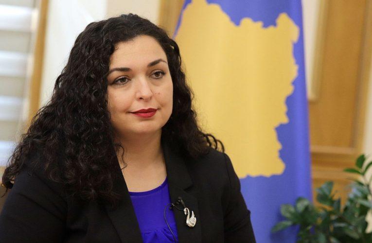 Presidentja e Kosovës, Vjosa Osmani uron Fitër Bajramin