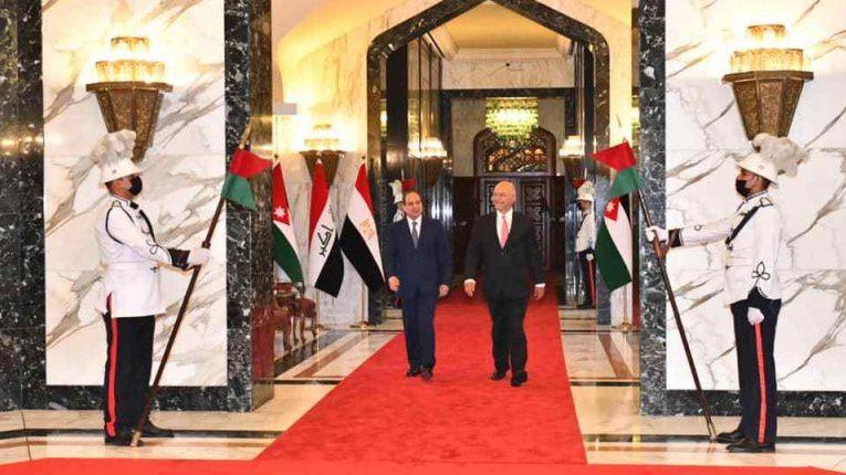 Vizita e parë në nivel presidencial nga Egjipti në Irak pas 30 vitesh