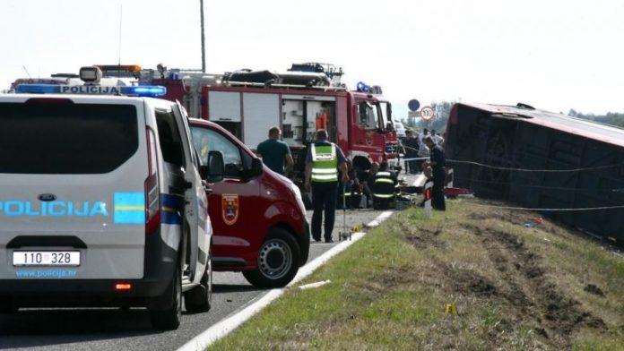 Tragjedia me 10 viktima në Kroaci, arrestohet shoferi i autobusit: Më zuri gjumi në timon