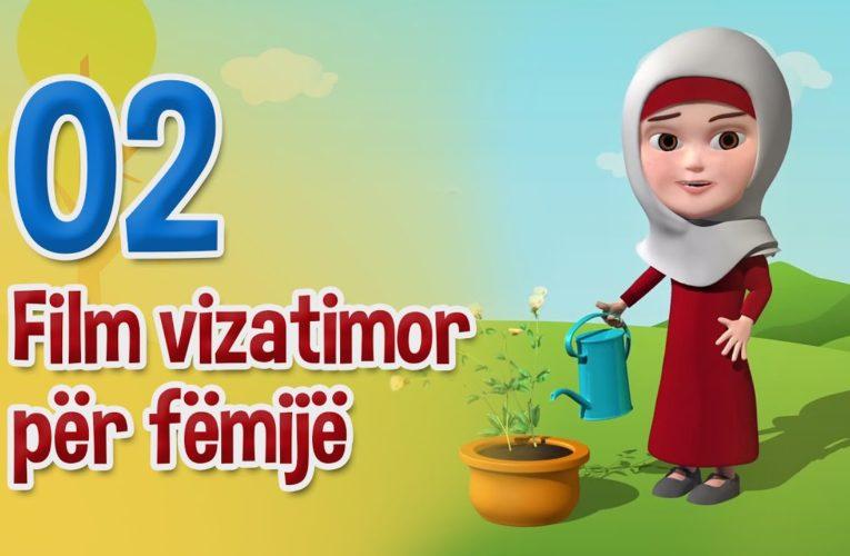 Film vizatimor për fëmijë 2
