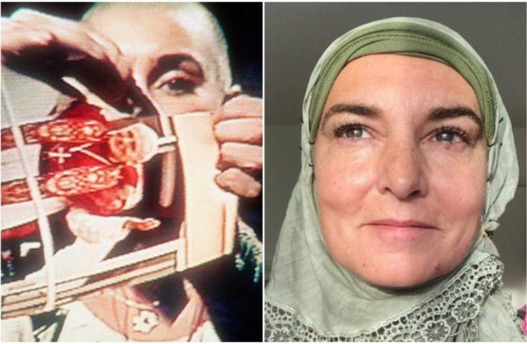 Kryesoret » Këngëtarja e polemikave, nga grisja e fotos së Papës te konvertimi në fenë Islame